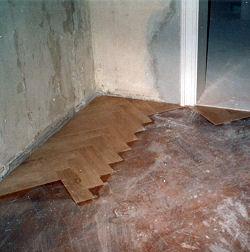 sonderanfertigung von stabparkett durch parkett richter in neukirch stabparkett dielenfussboden. Black Bedroom Furniture Sets. Home Design Ideas